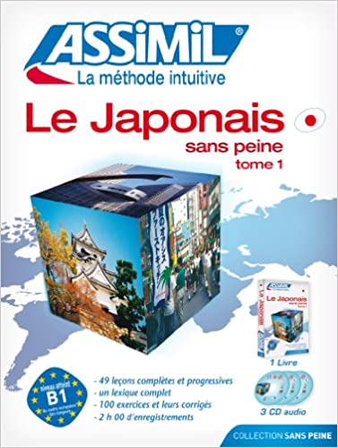 methode assimil japonais