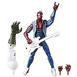 Toys : Spider-Man Legends Series 6-inch Spider-Punk
