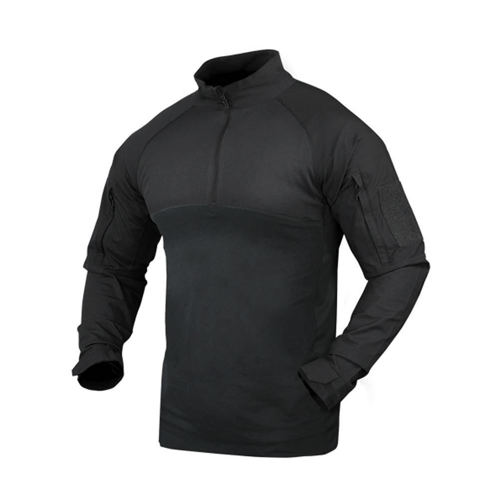 Condor Outdoor Combat Shirt - Black, 2X-Large 101065
