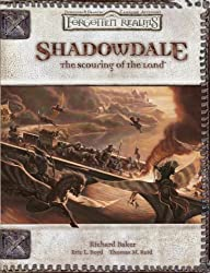 Shadowdale: The Scouring Of The Land: A Forgotten Realms Adventure Supplement (Dungeons & Dragons Campaign)