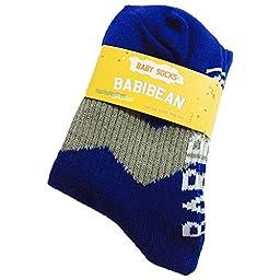 Athletic Knee High Socks, Babibean Kid\'s Socks for Football Basketball 3 Paris 4-8 Year