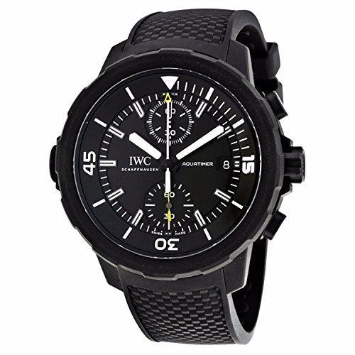 IWC Aquatimer Cronógrafo Reloj para hombre de las Islas Galápagos iw379502 por IWC: Amazon.es: Relojes