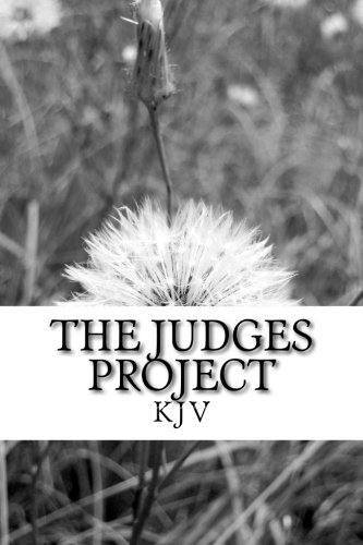 The Judges Project: For people who enjoy reading (The Bible Project) (Volume 2)
