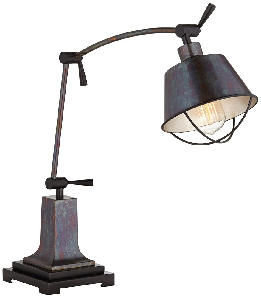 Uttermost Henry Industrial Desk Lamp Amazon