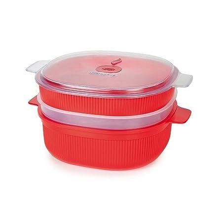 Fácil limpiar, durable y sin BPA de plato para microondas, de ...
