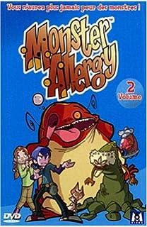 Monster Allergy Amazoncouk Dvd Blu Ray