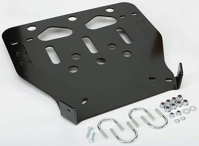 compatible with Yamaha Grizzly 550 660 700 /& Kodiak 700 Mount Bracket Push Tube Kit KFI 50 Flex Snowplow
