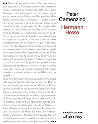 Livre Peter Camenzind pdf, epub ebook