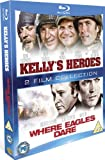 Kelly's Heroes/Where Eagles Dare Double Pack [Blu-ray] (Region Free)
