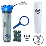 Best KleenWater Whole House Water Filtration Systems - KleenWater KWHT4520 Whole House Water Filtration System Review