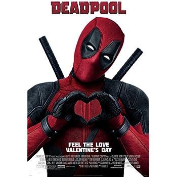 Amazon Com Deadpool Movie Limited Print Photo Poster Ryan Reynolds