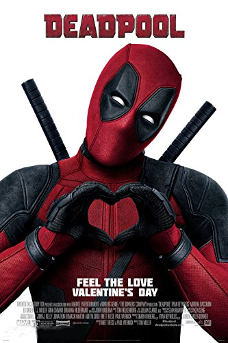 Deadpool Movie Limited Print Photo Poster Ryan Reynolds Size 11x17 #4 -