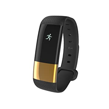 SLGJYY M4 Smart Color de Pulsera Sport Tensiómetro de Pulso de Pulsera Resistente al Agua Smart Reloj de Pulsera, Color Negro: Amazon.es: Deportes y aire ...