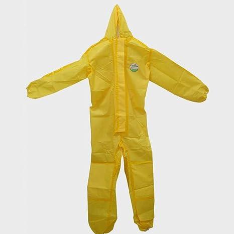 Ropa de protección contra Productos químicos Ropa de ...
