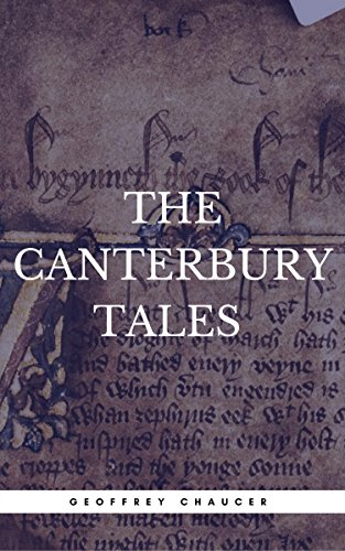 The Canterbury Tales Non Illustrated Kindle Edition By Geoffrey