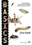 img - for BASICS - Live Food - Guide Book book / textbook / text book