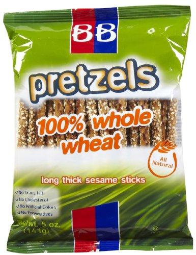 (Beigel Beigel Sesame Stick Whole White, 5 oz)