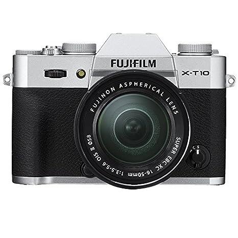 Fujifilm X-T10 - Cámara EVIL de 16 MP (pantalla de 3