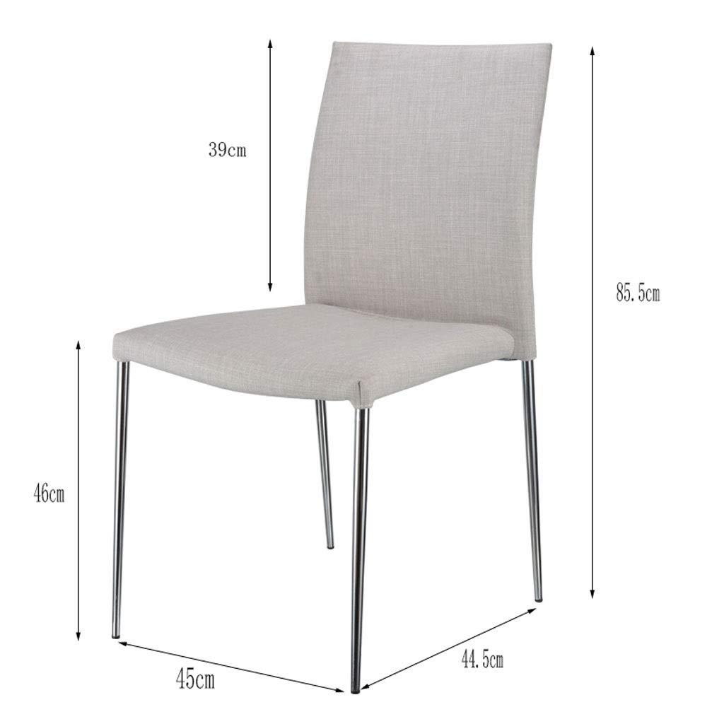 Amazon.com: YX Chair Huiqi Sedia Da Pranzo Sedia Moderna ...