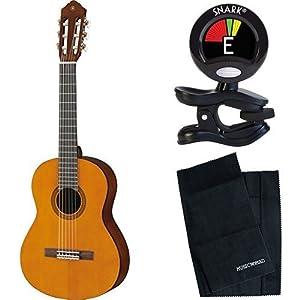 Yamaha CGS102A Half-Size Classical Guitar - Natural Bundle