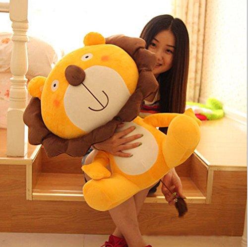 1pcs 60CM Big Plush Lion Giant Large Stuffed Animals Soft...
