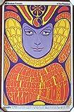 GRATEFUL DEAD - ORIGINAL 1966 CONCERT POSTER - RARE PSYCHEDELIC ART