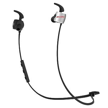 Bluedio TE (Turbine) Auriculares Bluetooth Inalámbricos antisudor con micrófono ligeros para deportes (Negro): Amazon.es: Electrónica