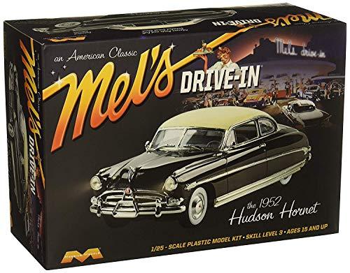 Moebius 1216 Hudson Hornet Mel's Drive-in 1:25 Model Kit ... on amc hornet, 1954 hudson interior, 1954 hudson jet, 1954 hudson wasp 2 door, 1954 hudson pickup, 1954 hudson rambler, 1954 hudson super six, 1954 hudson super wasp, 1954 hudson coupe, 1954 hudson jetliner, 1954 hudson metropolitan v 8, 1954 hudson commodore, 1954 hudson auto mobile, 1954 hudson custom, 1954 hudson black, hodson hornet, 1954 hudson parts, 1954 hudson clipper, 1954 hudson hollywood,