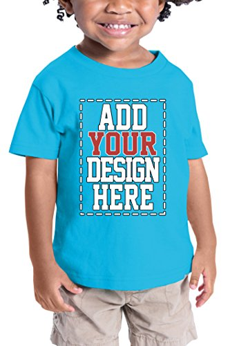 Custom Shirts for Toddlers - DESIGN YOUR OWN KIDS SHIRT - Personalized Outfits for (Personalized Toddler Dress)