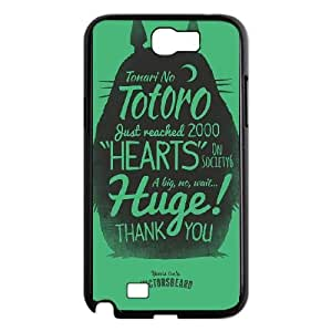 My Neighbour Totoro Samsung Galaxy N2 7100 Cell Phone Case Black Exquisite gift (SA_656507)