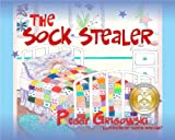 Image: The Sock Stealer, by Peggy Grigowski (Author). Publisher: 2 Moon Press (October 7, 2011)