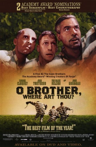 O Brother Where Art Thou? 11 x 17 Movie Poster - Style B