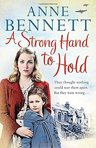book cover of A Strong Hand to Hold