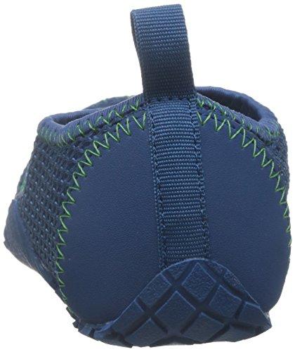 adidas KUROBE K - Zapatillas para aguapara niños, Azul - (AZUBAS/AZUBAS/VERENE), 29