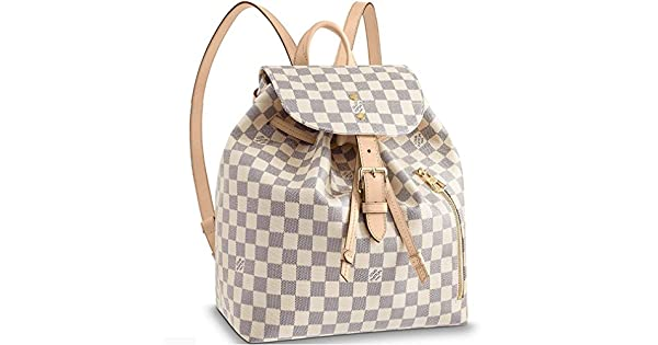 Amazon.com: Louis VUITTON Damier lona insolite cartera ...
