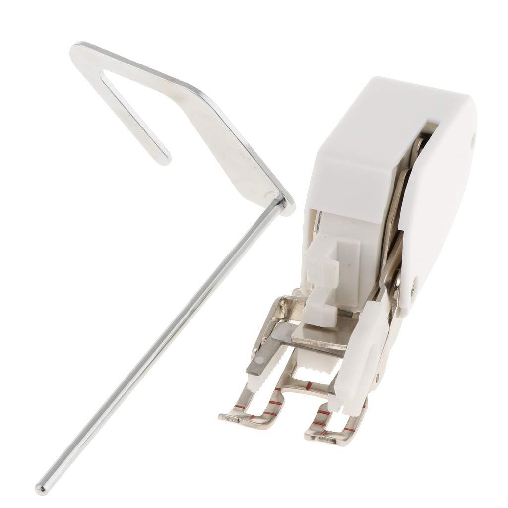 Sharplace Máquina de Coser Adaptador Sostenedor Pie Prensatelas Caña Alta: Amazon.es: Hogar