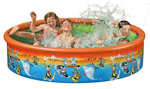 Happy People 18128 Wehncke Rigid Wall Pool, 155 X 30 cm, -