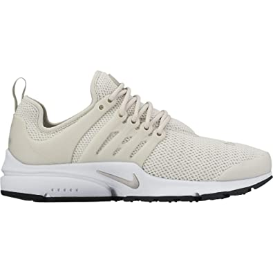 38dd60cedc51 Nike Womens Air Presto Light Bone Light Iron Ore-black Running Shoe Sz