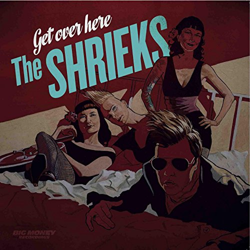 The Shrieks-Get Over Here-CD-FLAC-2015-mwndX Download