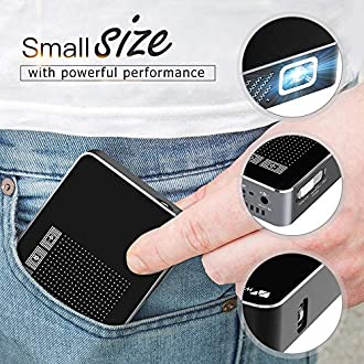 Portable Projector Image