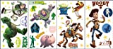 Blue Mountain Wallcoverings GAPP1855 Disney Toy Story Room Glow in the Dark Room Applique, Baby & Kids Zone