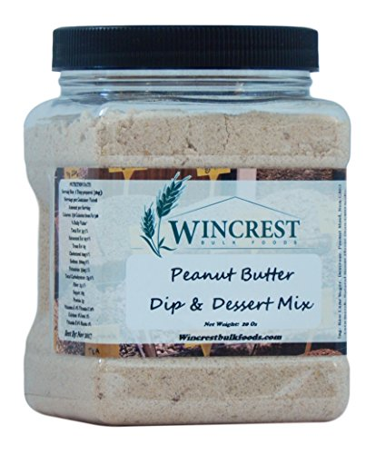 Peanut Butter Pie Filling - Dip & Dessert Mix - 20 Oz Tub (Peanut Butter)