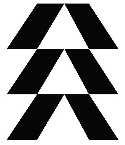 Amazon Destiny Video Game Logo Hunter Stickers Symbol 55