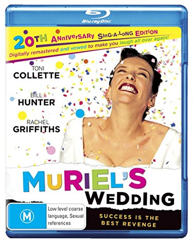Muriel's Wedding Blu-ray [20th Anniversary Sing-a-Long Edition]