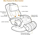 Human Touch HT-7120 Robotic Massage Chair, Black Leather