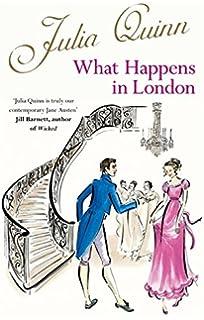 What Happens In London  Mr Cavendish I Presume