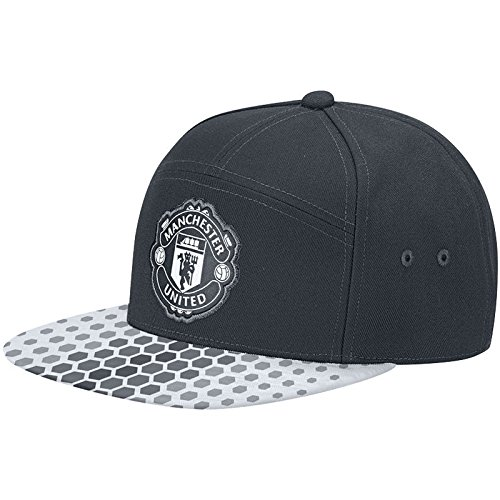 24443a5b2f9 Galleon - Adidas Performance Youths Manchester United MUFC Snapback Baseball  Cap Hat - OSFY