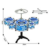Amartshow-Jazz-Drum-music-Kids-Drum-Set-for-toys-childrens-educational-early-childhood-9-pieces-set-Blue