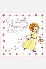 One Little Flower Girl Hardcover