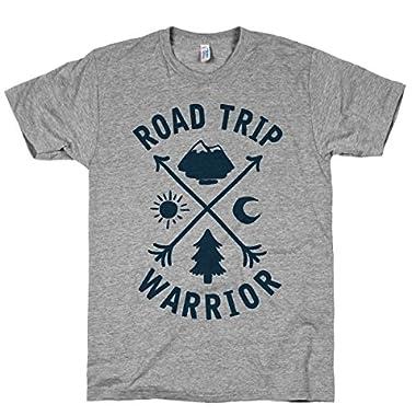 HUMAN Road Trip Warrior Athletic Grey XL T-Shirt